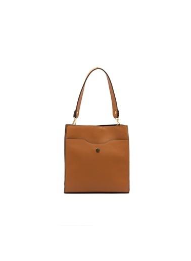 TH Bags Çanta Camel